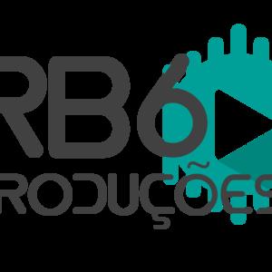 Profile rb6 logo play canal alfa 2 letra preta 1
