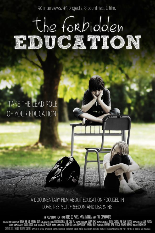 Forbidden Education
