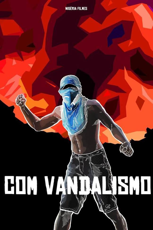 COM VANDALISMO