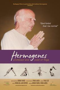 Small poster hermogenes  professor e poeta do yoga eng sm
