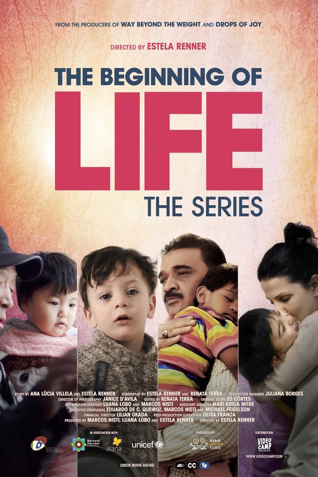 Ep. 1 - O Começo da Vida - A Série | O Bebê Fantástico