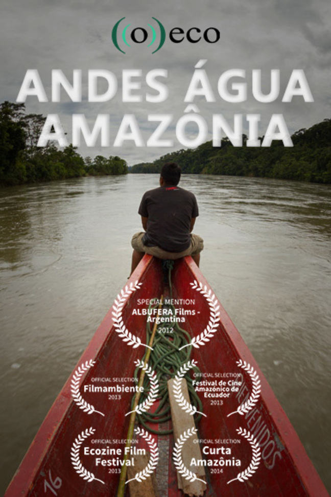 Andes Agua Amazonía