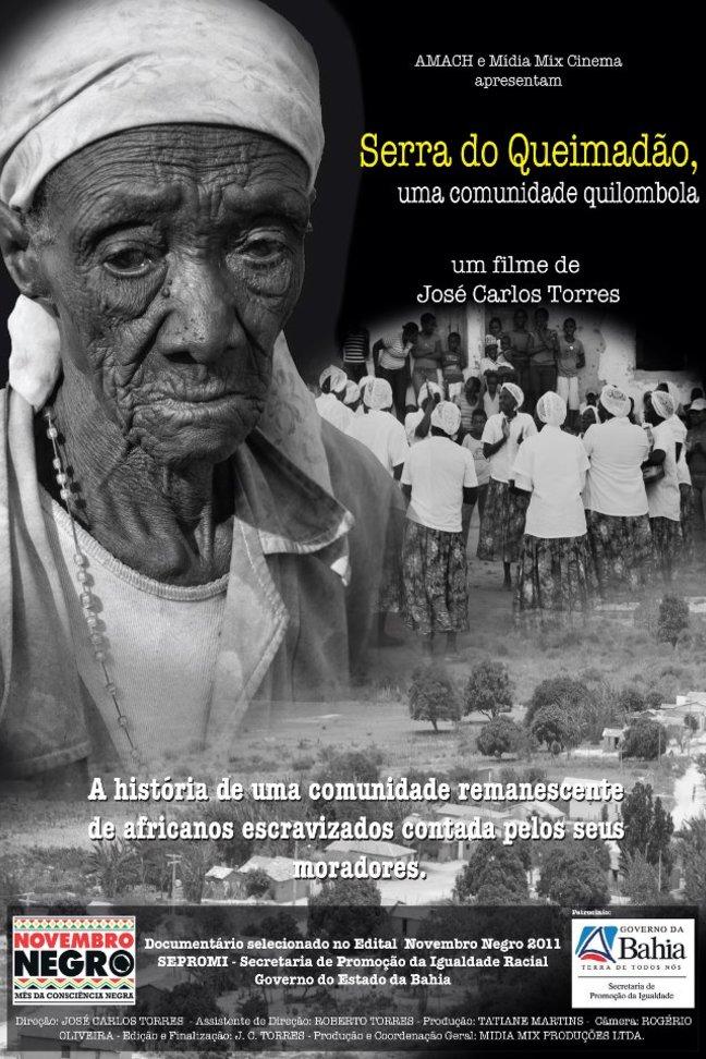 Serra do Queimadão, uma comunidade quilombola