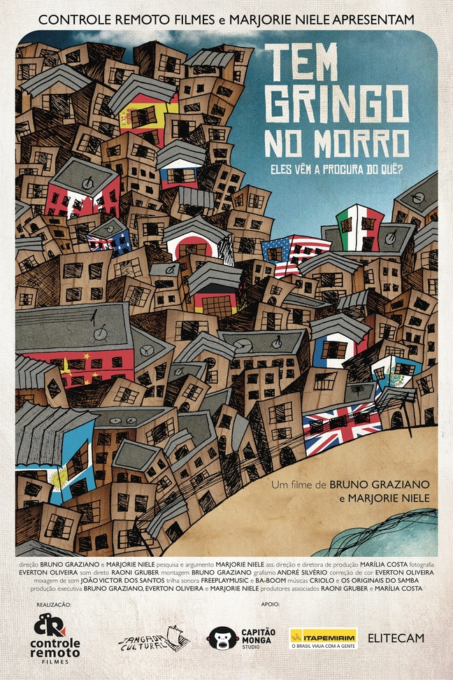 Gringo on Slum