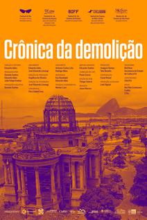 Small cronicadademolicao cartaz comercial