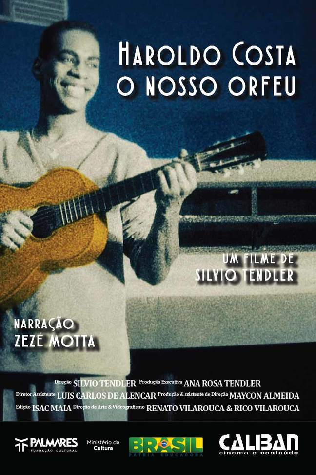 Haroldo Costa - Our Orpheus