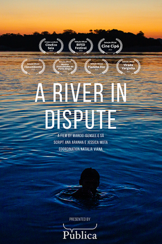 A river in dispute