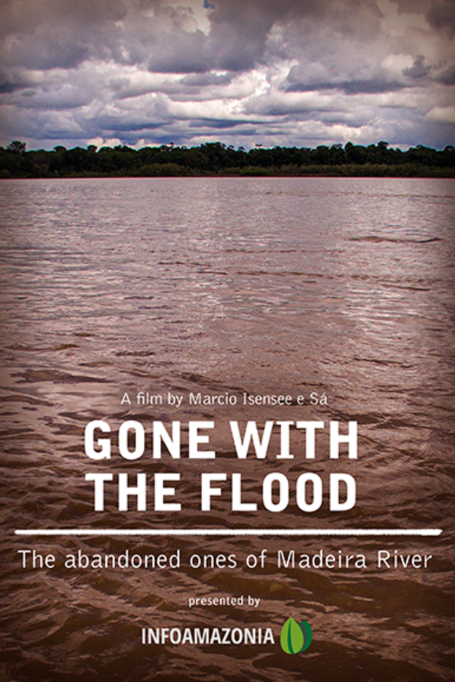 GONE WITH THE FLOOD:  The abandoned ones of Madeira River