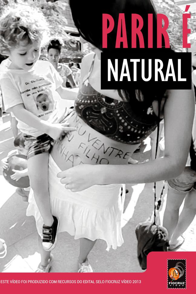 Parir é natural