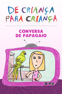 Small capa conversa de papagaio