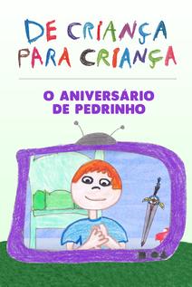 Small capa o aniversario de pedrinho