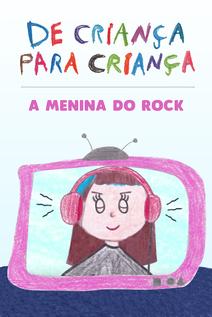 Small capa a menina do rock
