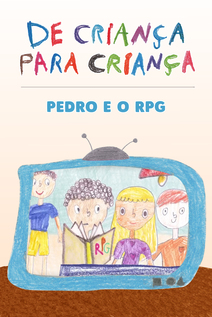 Small capa pedro e o rpg