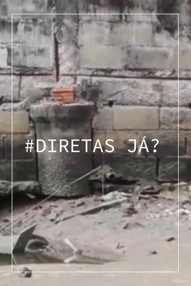 #Diretas Já?