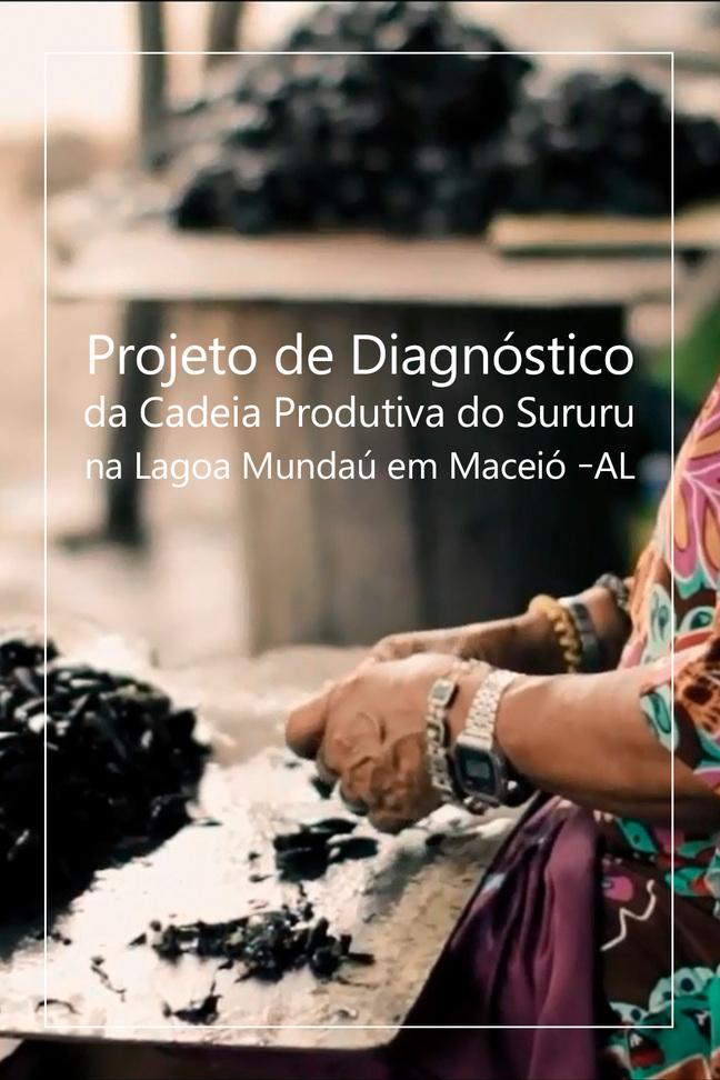 Projeto de Diagnóstico da Cadeia Produtiva do Sururu na Lagoa Mundaú em Maceió –AL