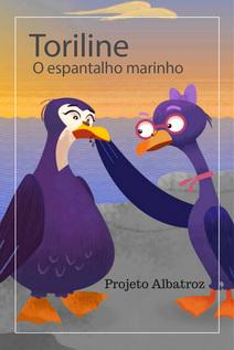 Small 18 toriline o espantalho marinho