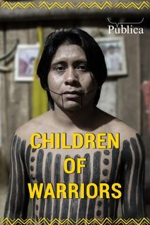 Small children of warriors