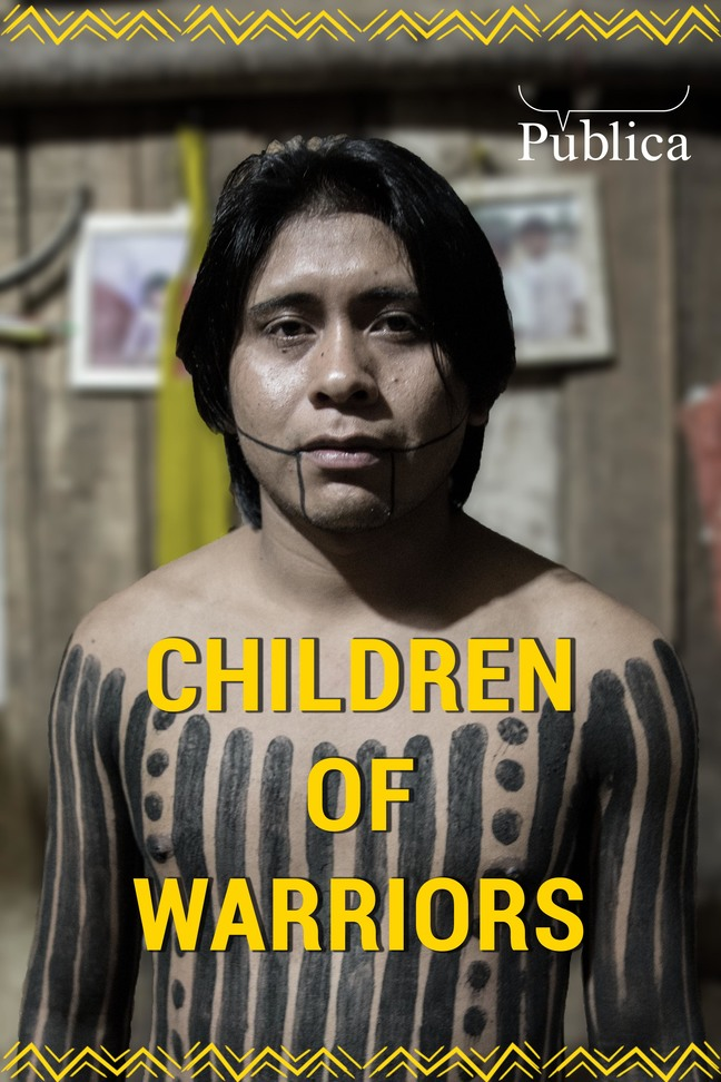 CHILDREN OF WARRIORS