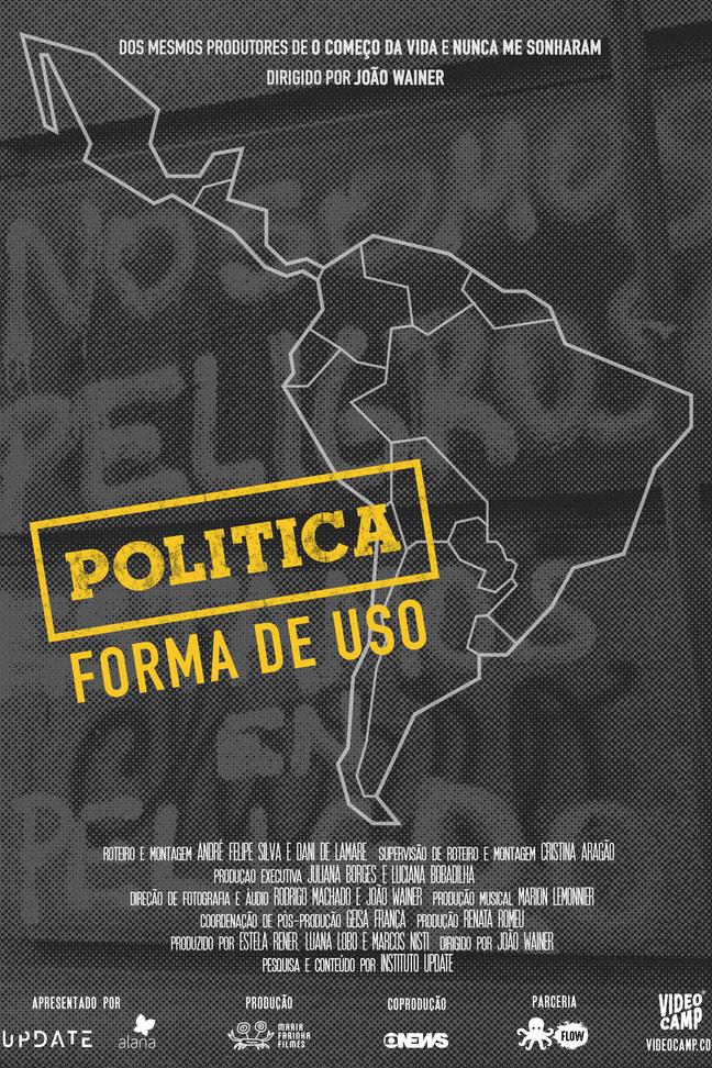 Ep. 2 - Política: Forma de Uso - Tecnología
