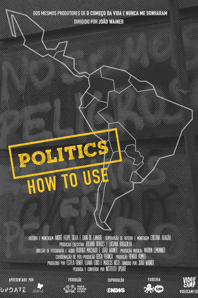 Ep. 4 - Politics: How to Use - What do I have to do with that?