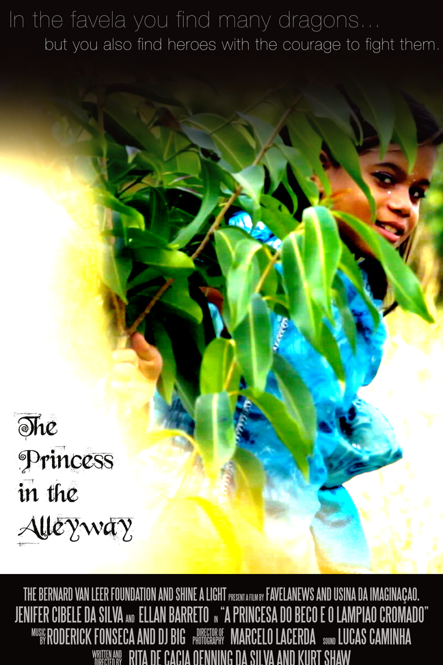 The Princess in the Alleyway