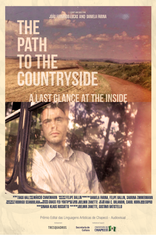 The path to the countryside: a last glance at the inside