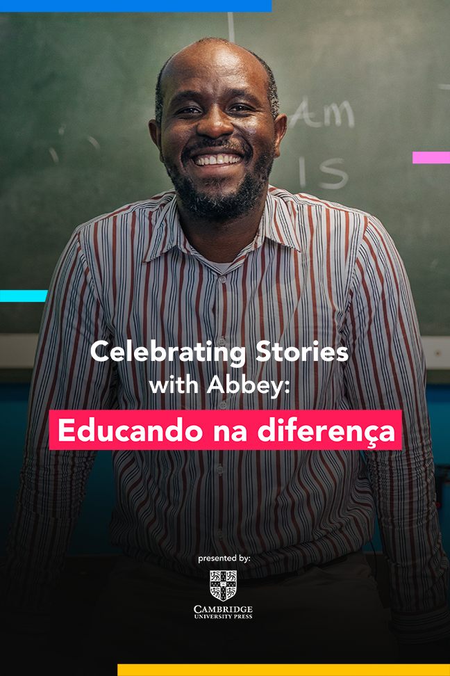Celebrating Stories with Abbey: Educando na diferença