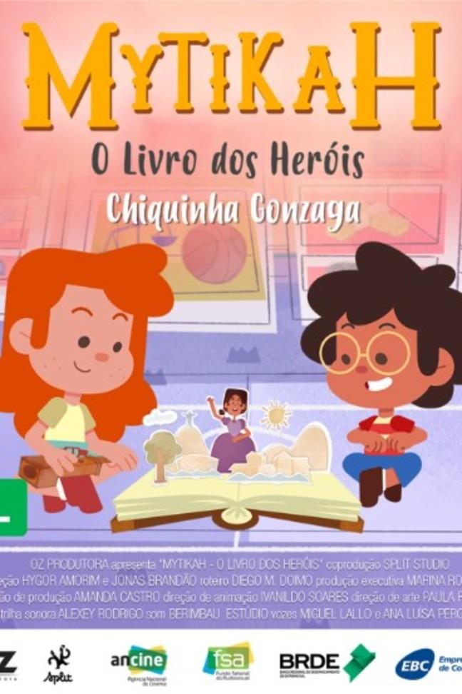 Mytikah - O livro dos heróis - EP.01 - Chiquinha Gonzaga