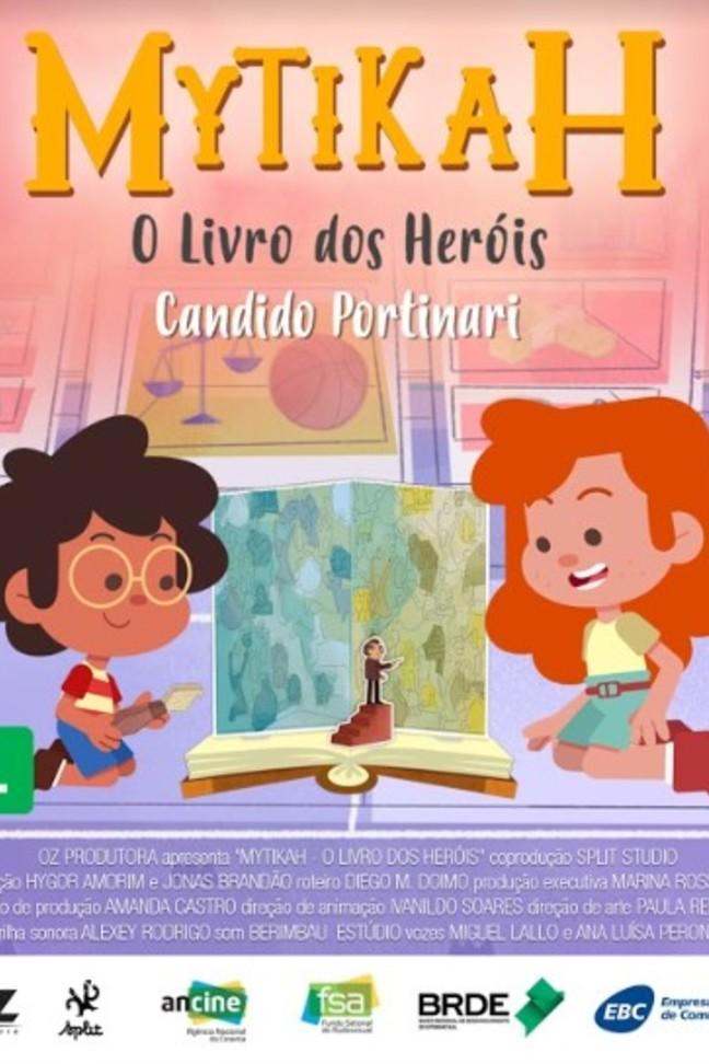 Mytikah - O livro dos heróis - EP.08 - Candido Portinari