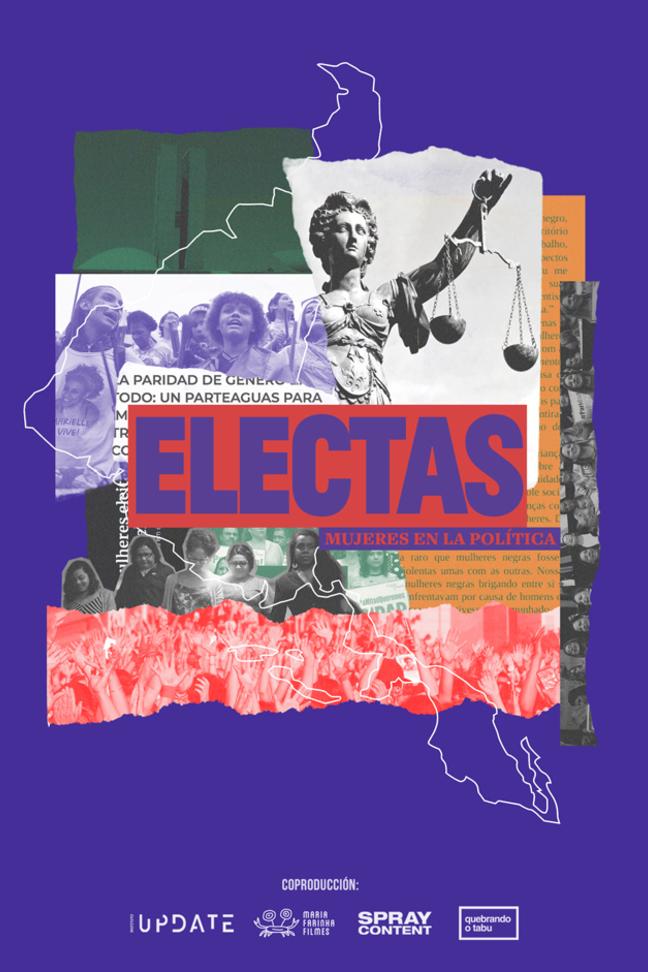 Electas | Paridad: por más mujeres en la política