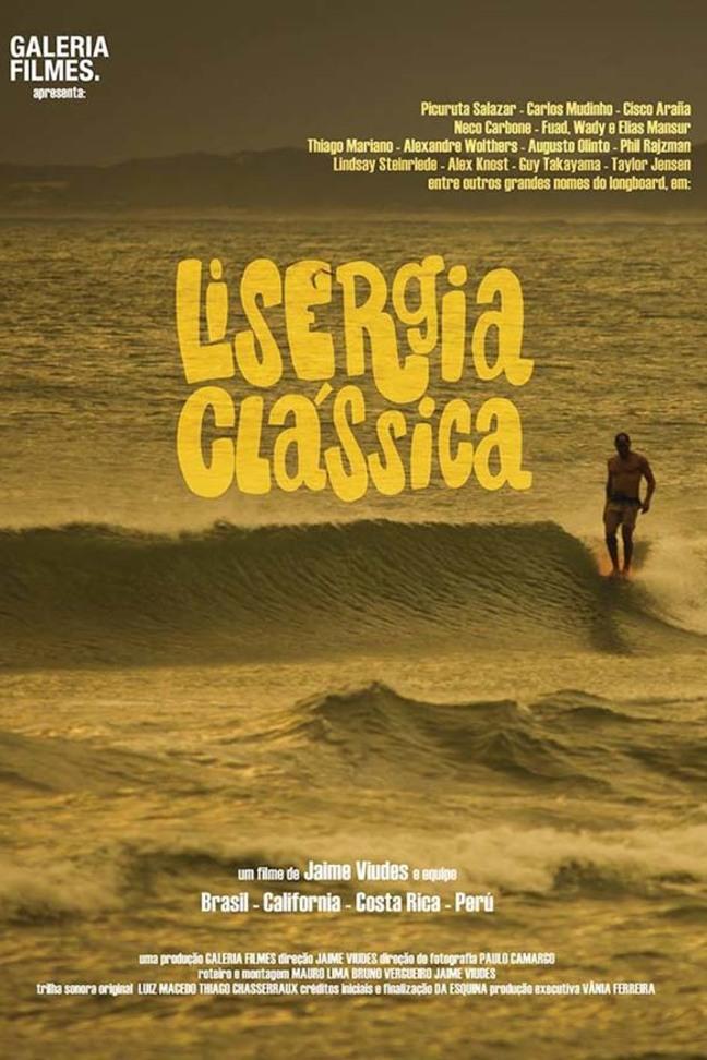Lisergia Clássica (Santos Film Fest)
