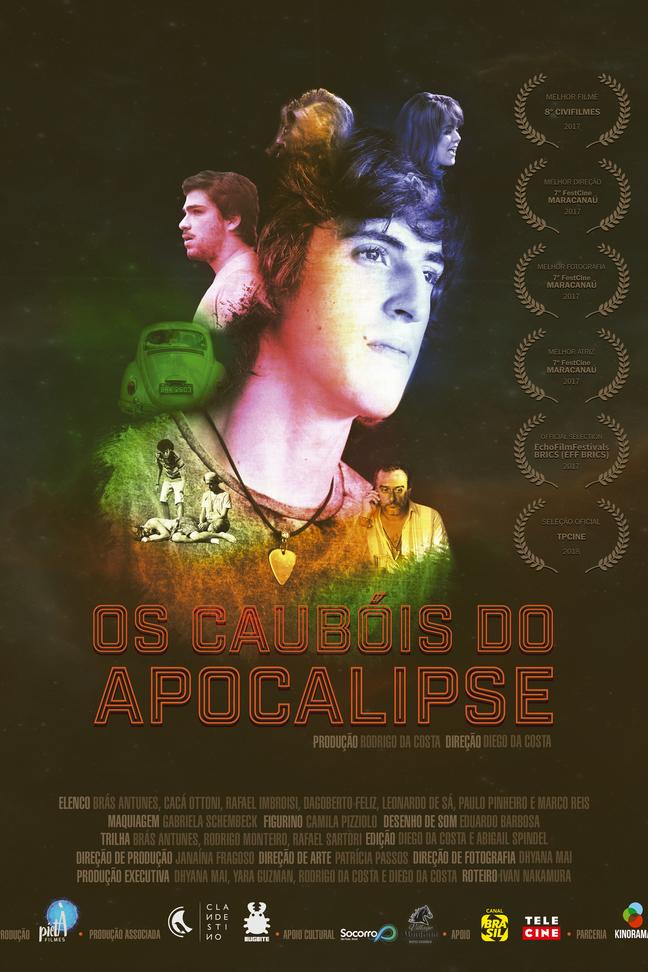 Os Caubóis do Apocalipse (Santos Film Fest)