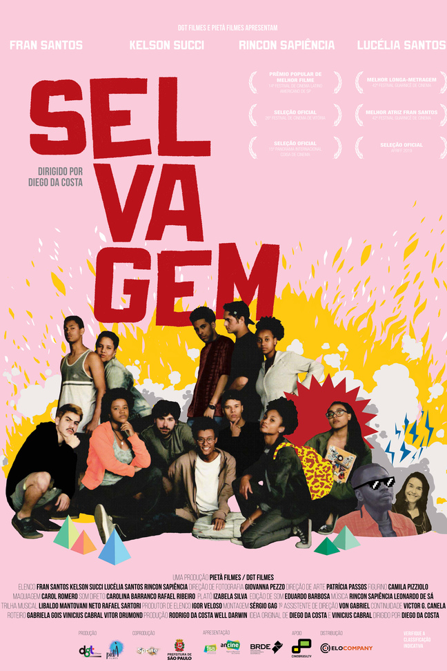 Selvagem (Santos Film Fest)