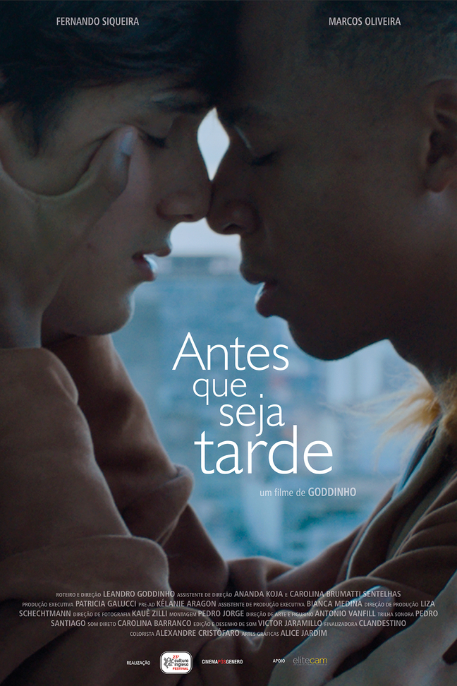 Antes Que Seja Tarde (Santos Film Fest)