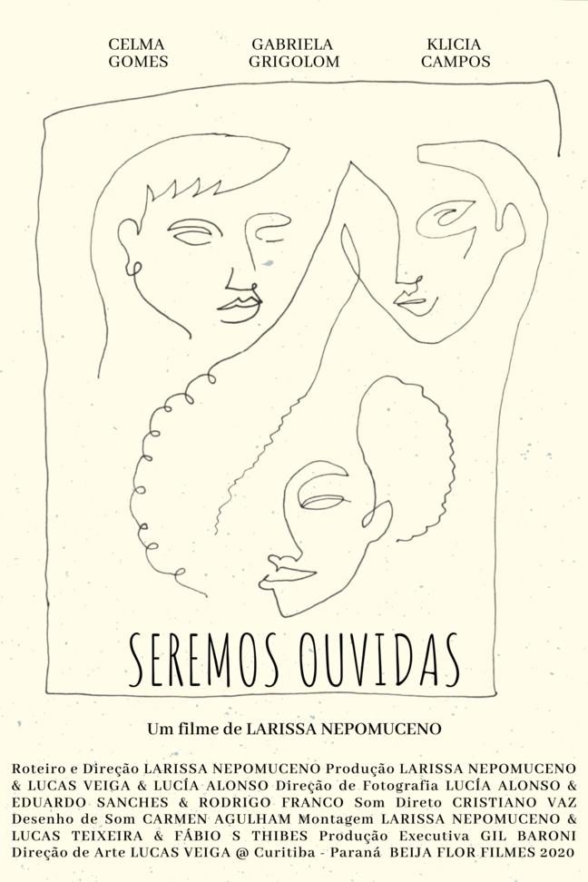 Seremos Ouvidas (Santos Film Fest)