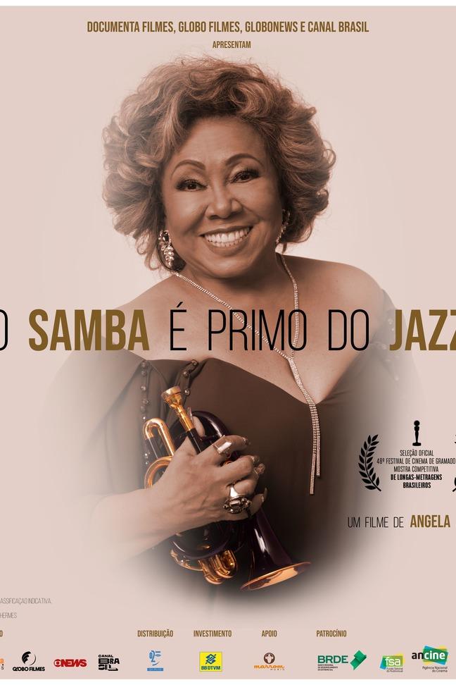 O Samba é Primo do Jazz (Santos Film Fest)