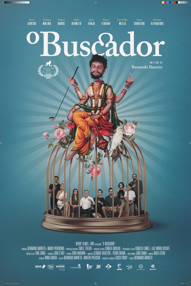 O Buscador (Santos Film Fest)