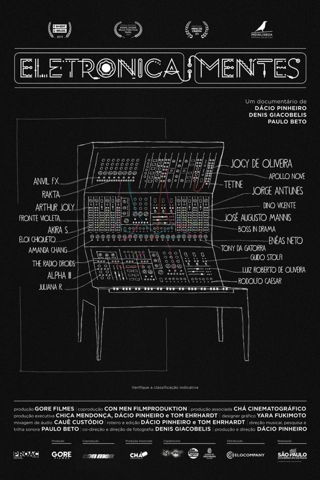 Eletronicamentes (Santos Film Fest)