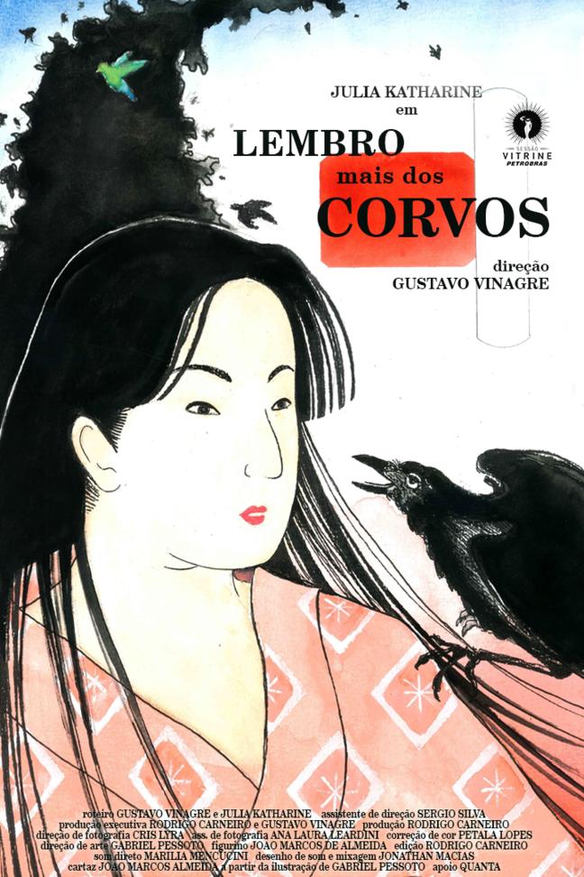 Lembro Mais dos Corvos (Santos Film Fest)