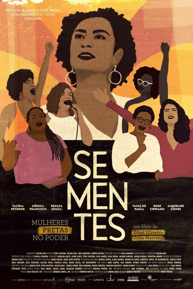 Sementes: mulheres pretas no poder (Cabíria Festival)