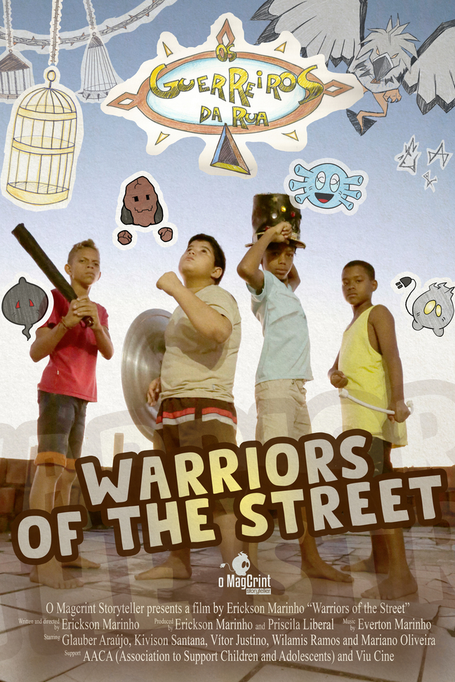 Warriors of the Street