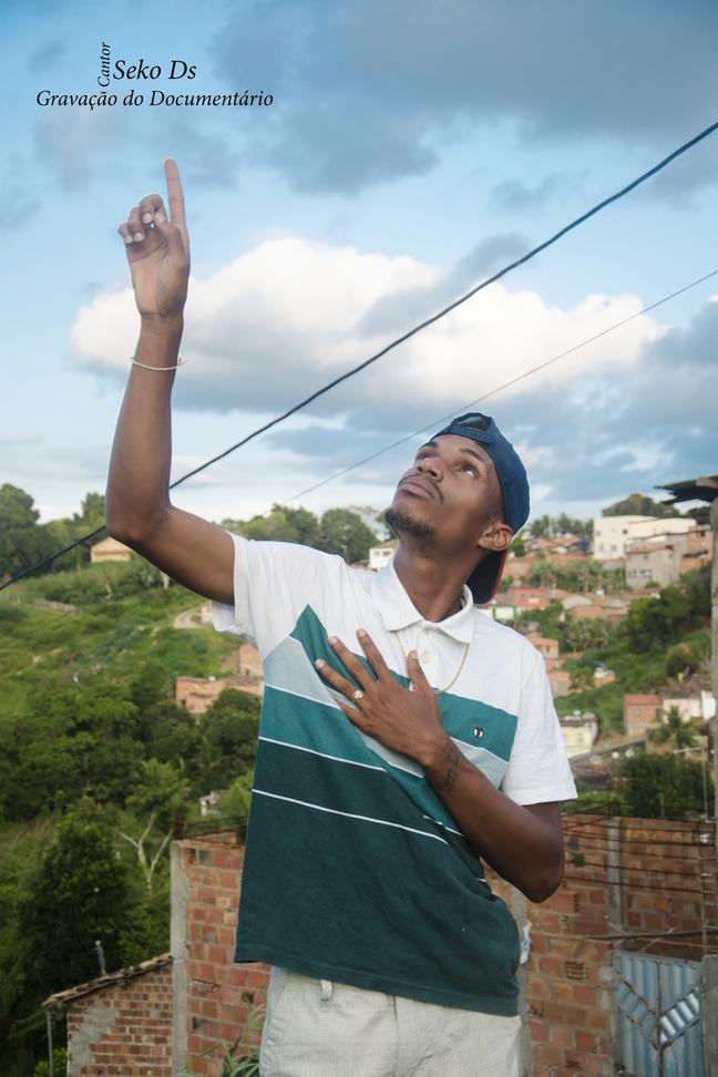 Favela Onde eu Cresci (MIMB)